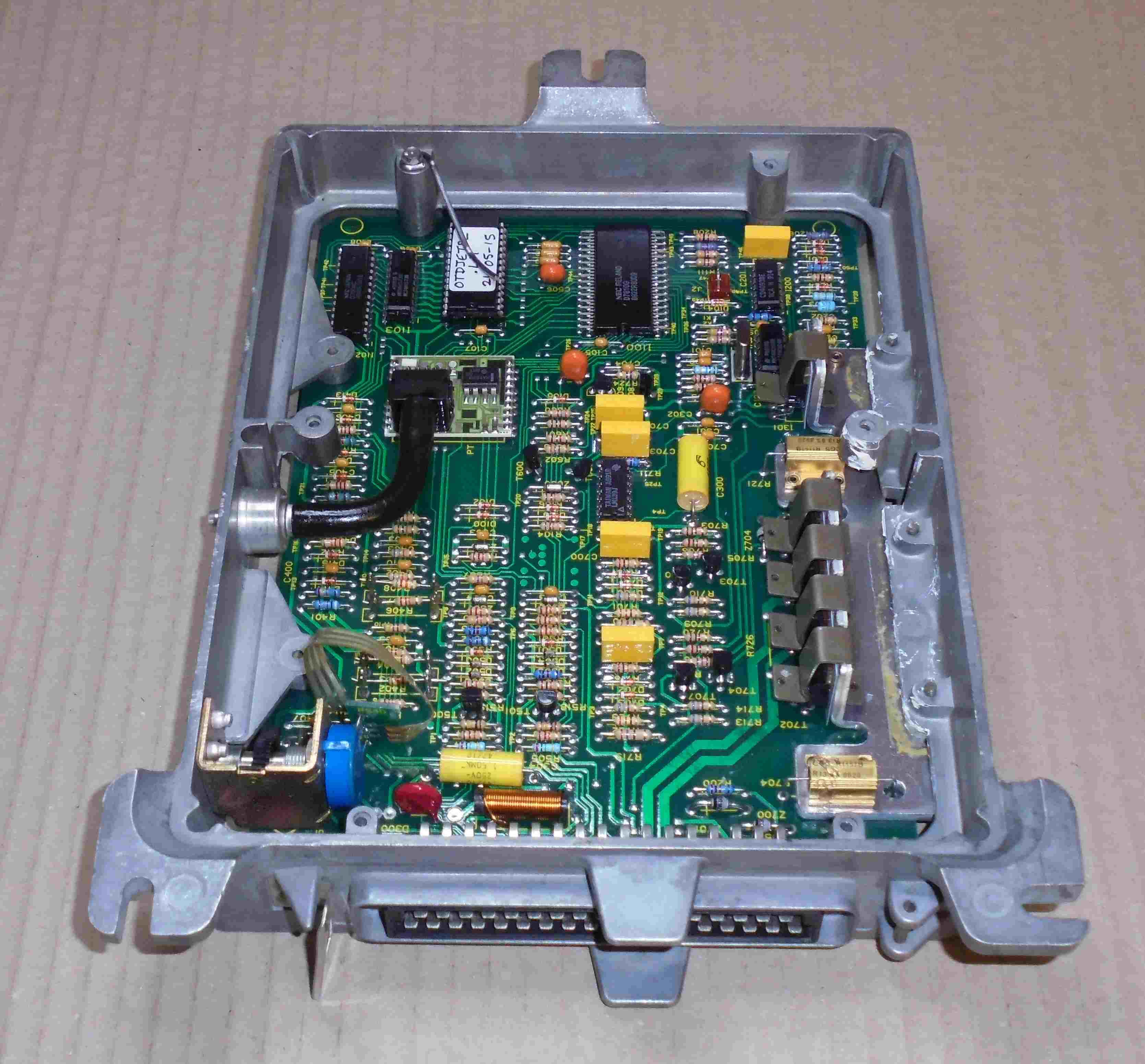Lucas 16CU fuel controller