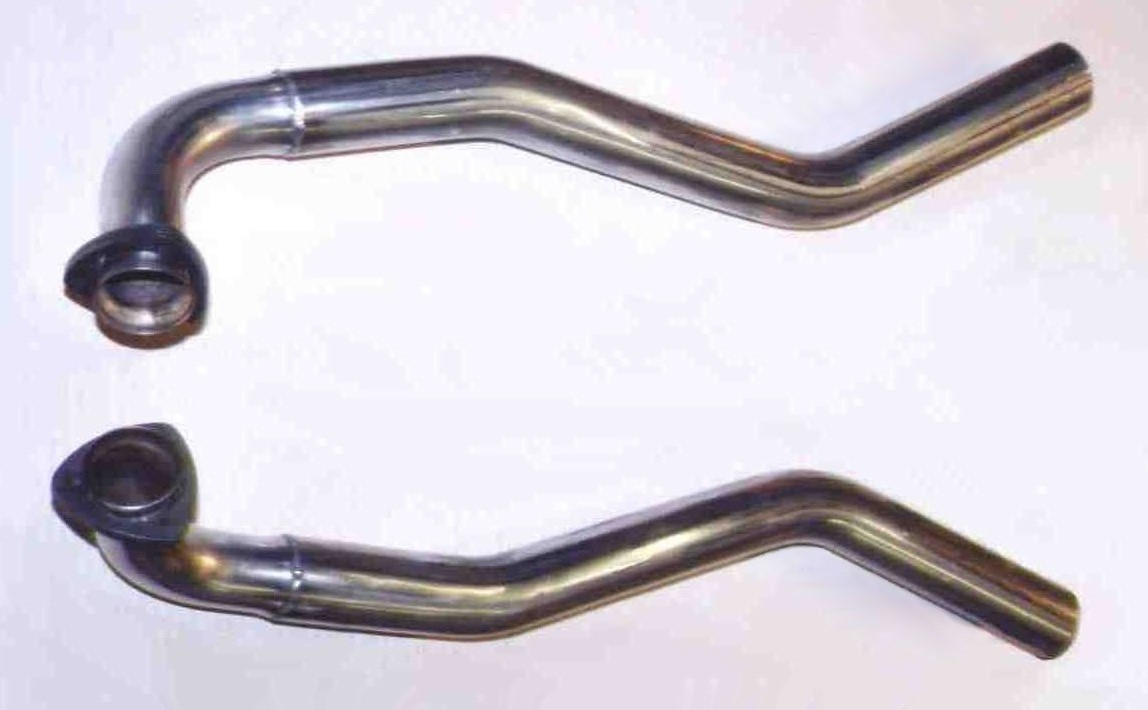 XJ12 silencer substitute pipes.