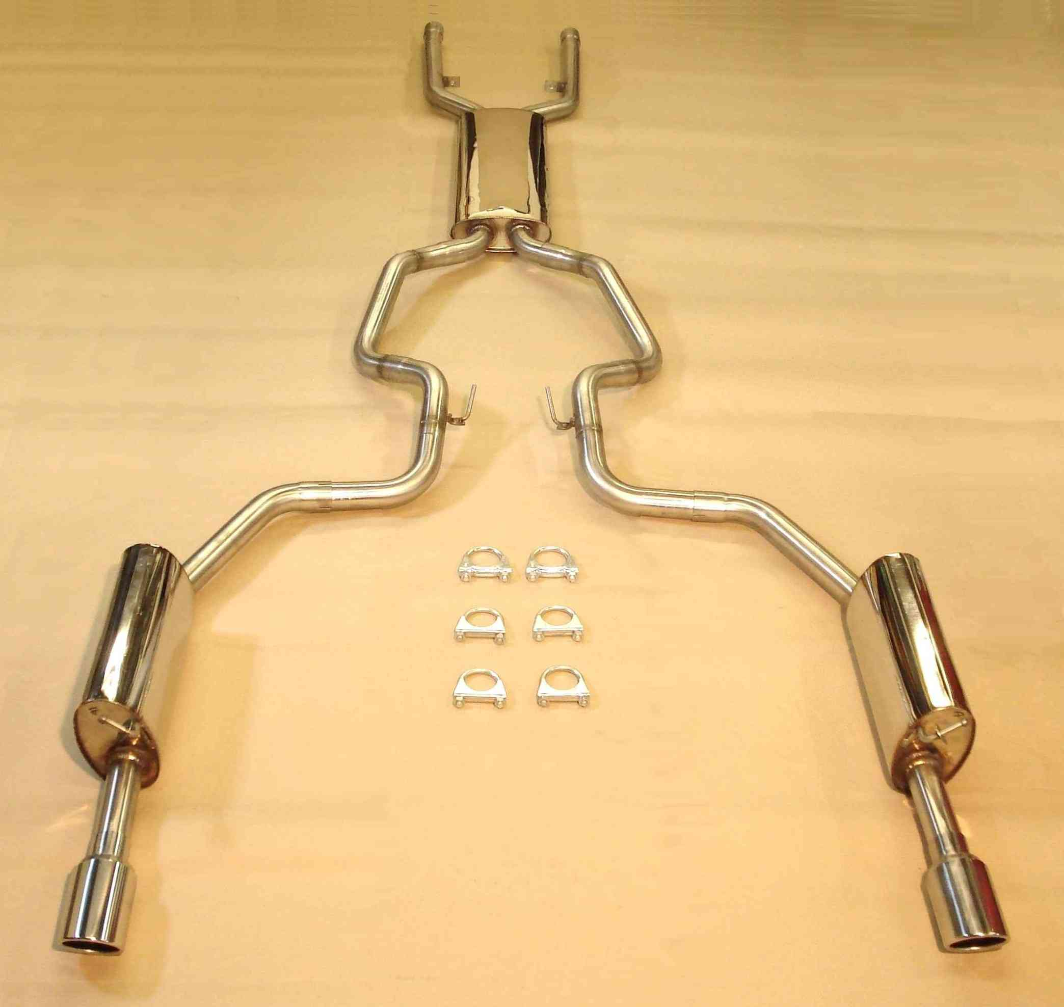 XK8 Performance system